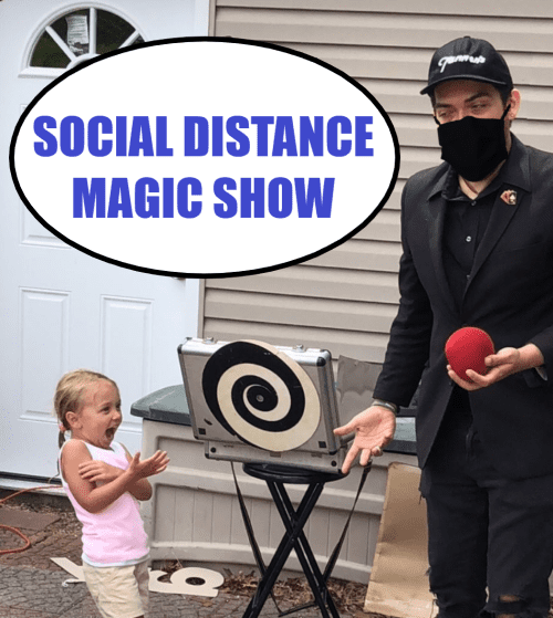 Video – How to Practice Social Distancing at a Party